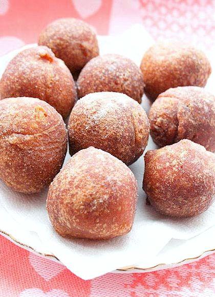 рецепт пончиков как в детстве на кефире