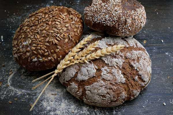 из какого сорта муки пекут хлеб