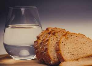Худеть на хлебе и воде фото